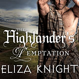 The Highlander's Temptation     Stolen Bride, Book 7              Written by:                                                                                                                                 Eliza Knight                               Narrated by:                                                                                                                                 Corrie James                      Length: 8 hrs and 20 mins     Not rated yet     Overall 0.0