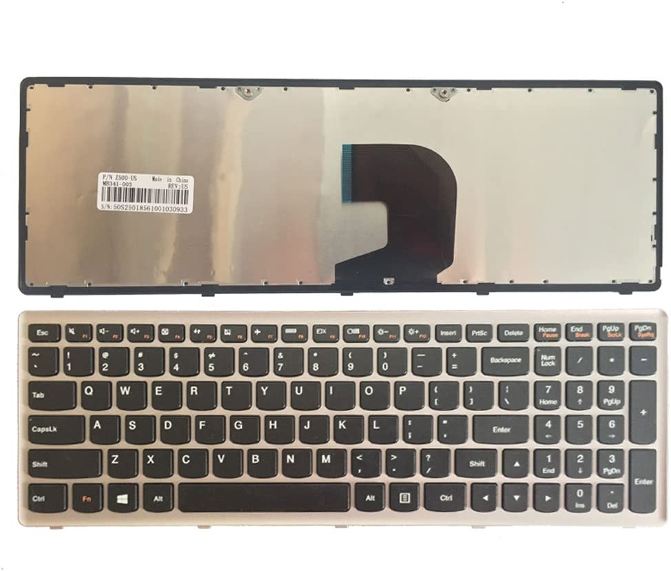 New Laptop Replacement Keyboard for Z500 Z500A Sales Lenovo Z5 IdeaPad Raleigh Mall