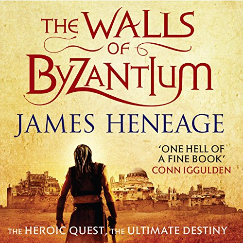The Walls of Byzantium cover art