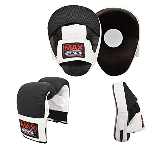Boxing Gloves And Pads Amazon Co Uk