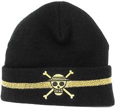 Ripple Junction One Piece Straw Hat Skull Watchmen Beanie