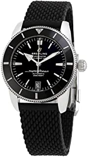 Breitling Superocean Heritage II Automatic Chronometer Black Dial Men's Watch AB2010121B1S1