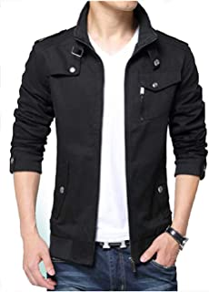 Men's Long Sleeve Full Zip Lightweight Jacket