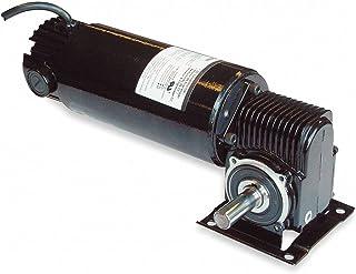 Dayton 3XA78 DC Gearmotor, 180 RPM, 90V, TENV, Degrees_Fahrenheit, to Volts, Amps, (
