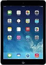 Apple iPad Air 16GB Wifi + Cellular Unlocked 9.7in Black (Renewed)