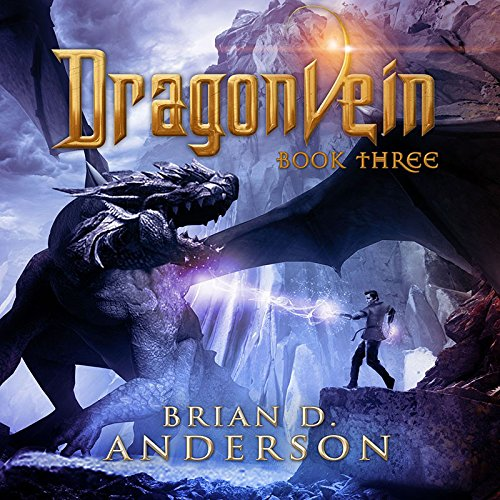 Dragonvein: Book Three audiobook cover art