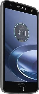 mophie juice pack - Protective Battery Case for Motorola Moto Z (3,000mAh) - Black (Renewed)