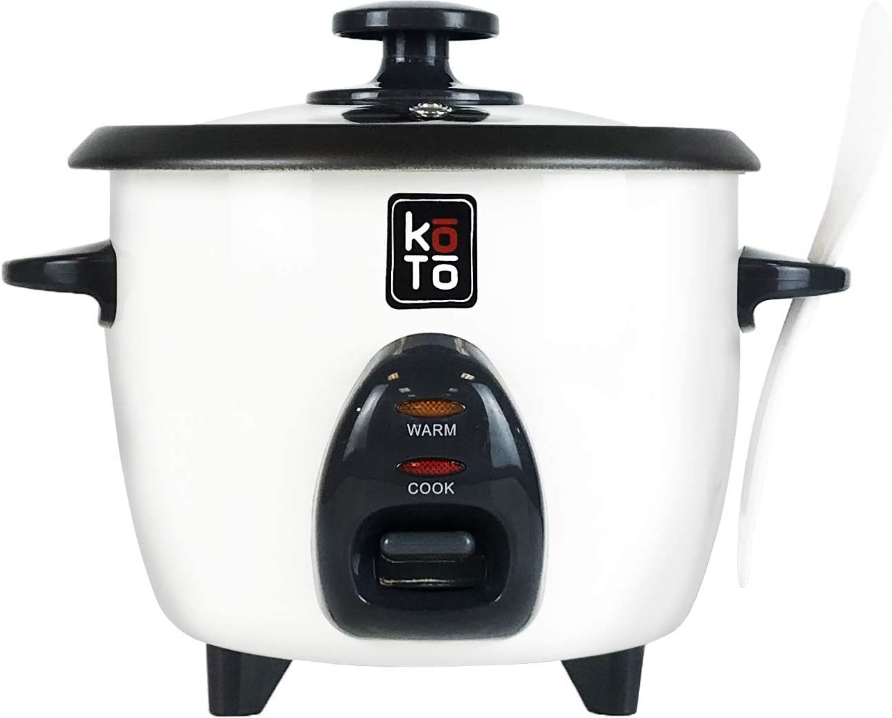 Gorgeous KOTO Electric Rice Cooker with Tempered famous 3 2 lid sizes glass