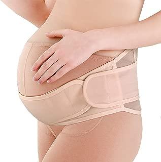 Maternity Belt Pregnancy Support Stretchable Belly Band Abdominal Binder