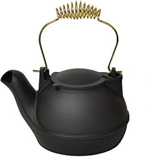 fireplace half kettle