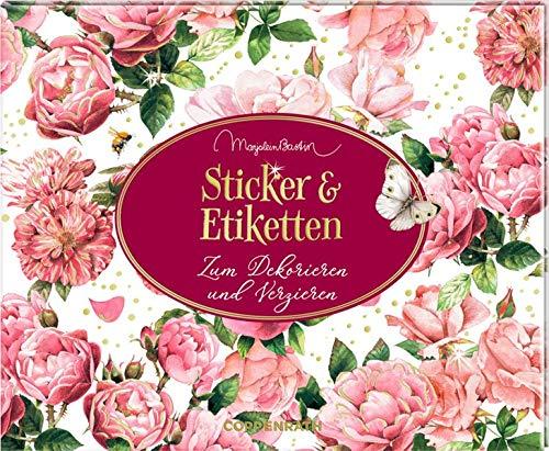 Stickerbuch - Jane Austen (M. Bastin) - Sticker und Etiketten: Zum Dekorieren und Verzieren