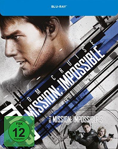 Produktbild von Mission: Impossible 3 [Blu-ray] limitiertes Steelbook