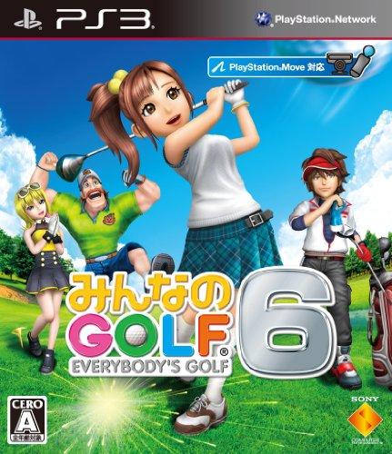 Everybody's GOLF 6 Japan import (Best Golf Grips 2019 Hot List)