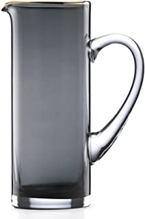 Kate Spade New York South Street Crystal Pitcher, Lead-Free