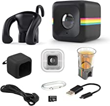 Polaroid Cube Act II – HD 1080p Mountable Weather-Resistant Lifestyle Action Video Camera & 6MP Still Camera w/Image Stabilization, Sound Recording, Low Light Capability & Other Updated Features