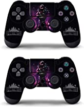 Ginkago Fort Game Skin Cover Sticker for PS4 Playstation4 Controller 2Pack (C)