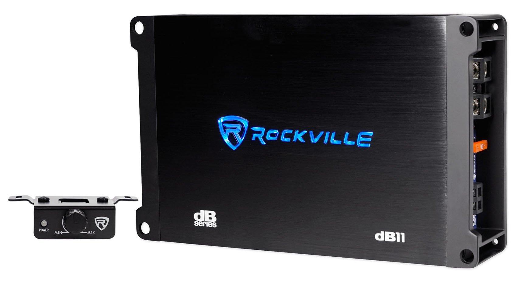 Rockville dB11 Compliant Amplifier Remote