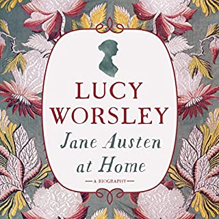 Jane Austen at Home cover art