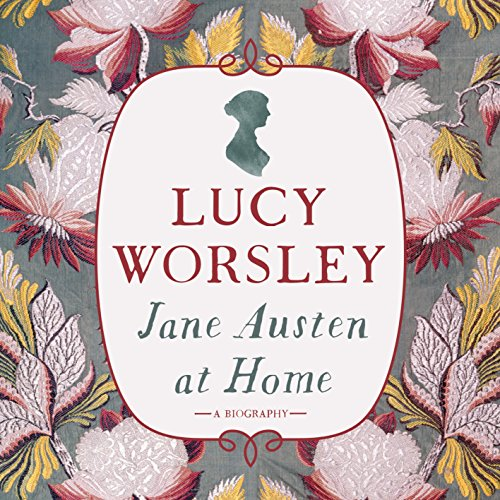 Jane Austen at Home cover art