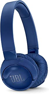 JBL Tune600Btnc In Blue – Over Ear Active Noise-Cancelling Bluetooth Headphones – Headset W/Built-In Microphone – 12H + Wi...