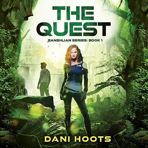 The Quest Audiobook By Dani Hoots cover art