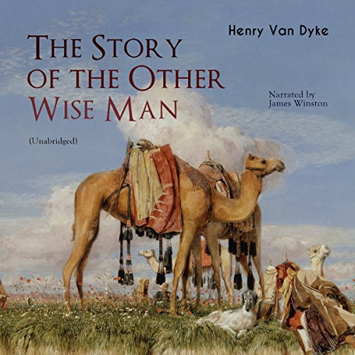 The Story of the Other Wise Man audiobook cover art