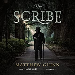 The Scribe cover art