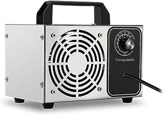 オゾン発生器 臭氧发生器 20000 mg/h 臭氧除臭器 60 分钟定时器 空气净化器 除臭 除菌 业务用 家庭用 5-40 畳对应
