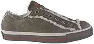 Converse Womens Unisex-Adult Converse Chuck Taylor Unisex Shearling Slip Ox 1w481 1w482