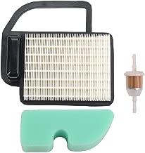 Harbot LTX1045 20 083 02-S 20 083 06-S Air Filter for Kohler SV470-620 Husqvarna yth20k46 yth21k46 Cub Cadet LT1042 LT1045 LT1040 LTX1040 LTX1042 RZT42 I1046 I1042 LTX 1045 Lawn Mower