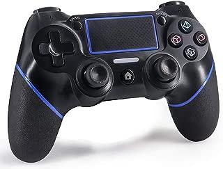 PS4 ワイヤレス ゲームパッド Bluetooth ジョイスティック PS4 無線コントローラー