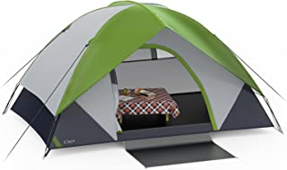 Ciays Camping Tent, Waterproof Family Tent with Removable...