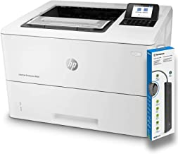 HP Laserjet Enterprise M507dn Monochrome Printer (1PV87A) with Power Strip Surge Protector