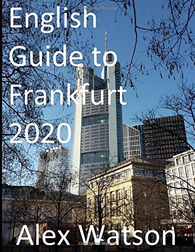 English Guide to Frankfurt 2020