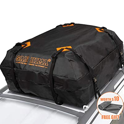 Rooftop Cargo Bag - (15 Cubic Feet) Heavy Duty ...