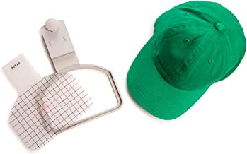 Embroidex Cap/Hat Hoop for Brother Babylock Singer Bernina Janome Singer Husqvarna Viking Pfaff Embroidery Machine