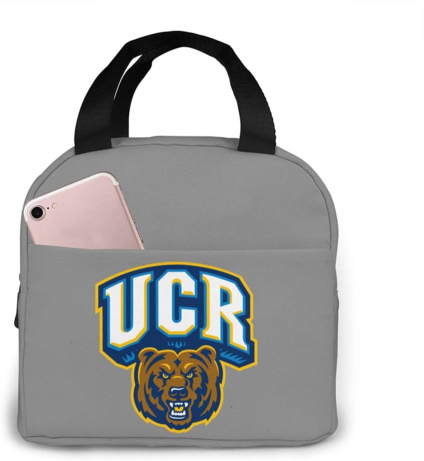 Max 56% OFF Uc Riverside University Insulated Splash-Proof Max 44% OFF Lunch Bag Unisex