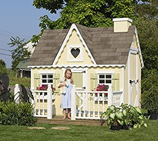 victorian playhouse kit