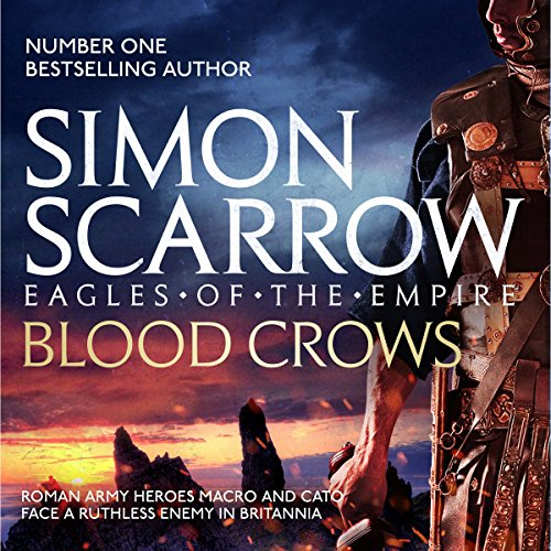 Couverture de The Blood Crows
