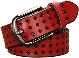 6e98740f6c3 Amazon.com  Reds - Belts   Accessories  Clothing