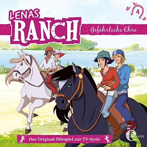 Gefährliche Ehre     Lenas Ranch 4              Autor:                                                                                                                                 Chris Toe                               Sprecher:                                                                                                                                 Christine Pappert,                                                                                        Hannes Maurer,                                                                                        Julia Stoepel,                   und andere                 Spieldauer: 40 Min.     2 Bewertungen     Gesamt 4,0
