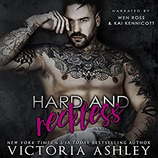 Hard & Reckless audiobook cover art