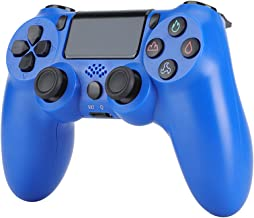 $42 » PS4 Controller Wireless Remote Controller Compatible with PS4 System, for PS4 Console with Two Motors and Charging Cable, ...