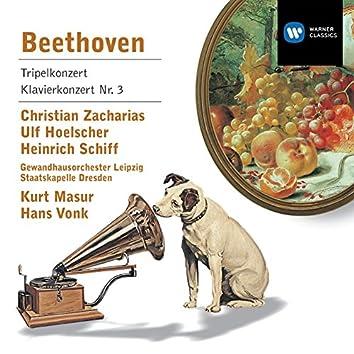 Beethoven: Klavierkonzert Nr. 3/Tripelkonzert