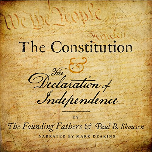 The Constitution and the Declaration of Independence  By  cover art