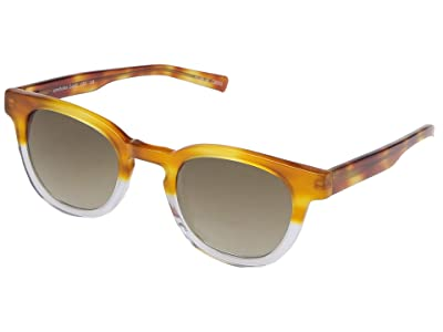 eyebobs Laid Reader Sunglasses (Tortoise Fade/Orange) Reading Glasses Sunglasses