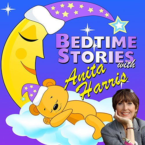 『Bedtime Stories with Anita Harris』のカバーアート