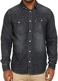 Barstow Denim Snap Shirts