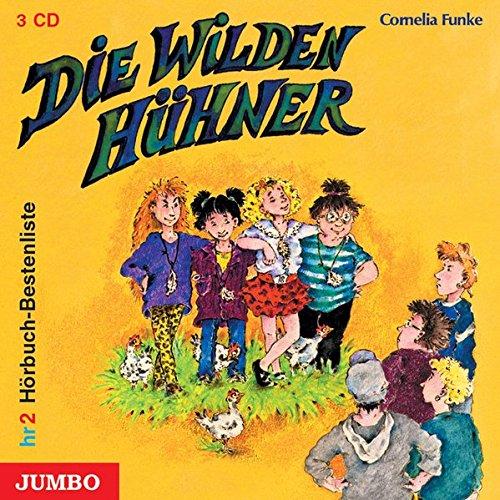 Die Wilden Hühner. 3 CDs