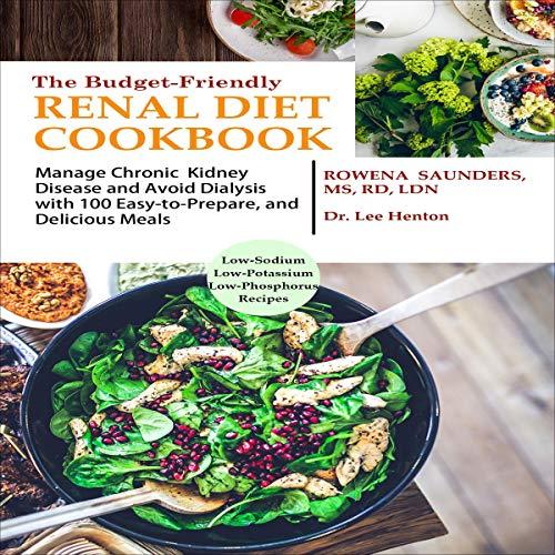 The Budget Friendly Renal Diet Cookbook Titelbild